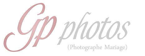 logo gp photos mariages lourdes